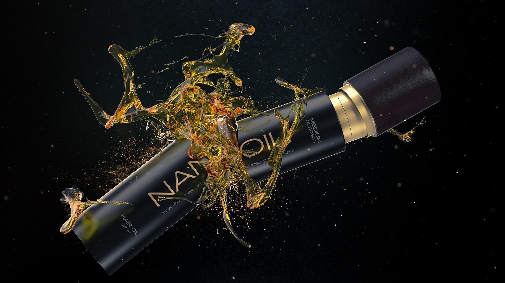 Nanoil – Exclusieve haarstilist in jouw badkamer