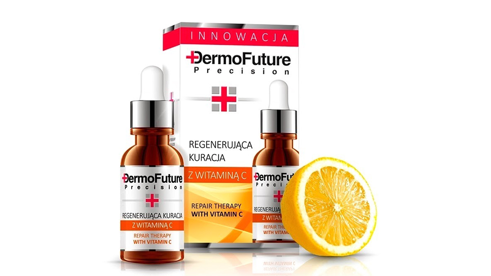 Repair Therapy with Vitamin C van DermoFuture